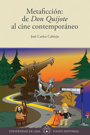 Metaficción: de Don Quijote al cine contemporáneo - cover