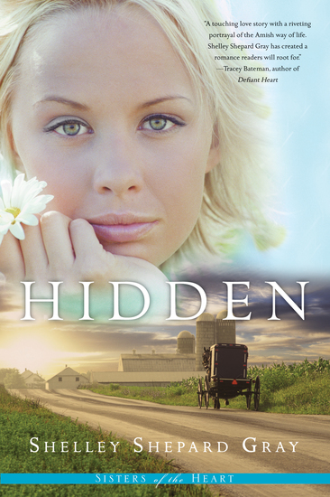 Hidden (Sisters of the Heart Book 1) - cover