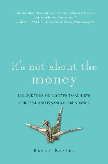 It's Not About the Money - cover