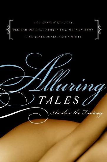 Alluring Tales--Awaken the Fantasy - cover