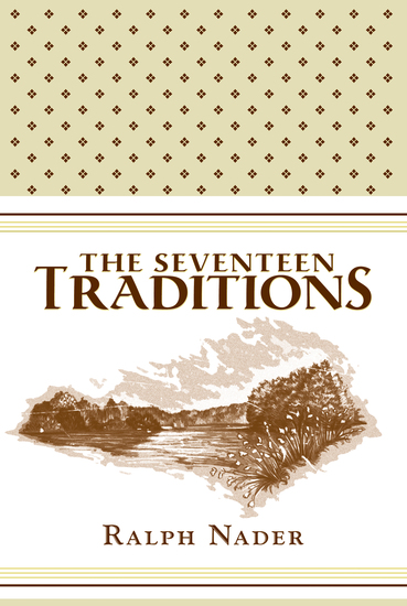 The Seventeen Traditions - cover