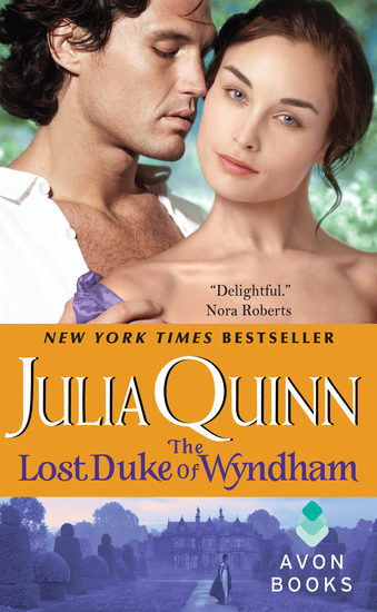 The Lost Duke of Wyndham - cover
