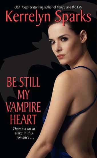 Be Still My Vampire Heart - cover