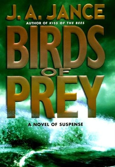 Birds of Prey - Previously Copub Sequel To The Hour Of T - cover