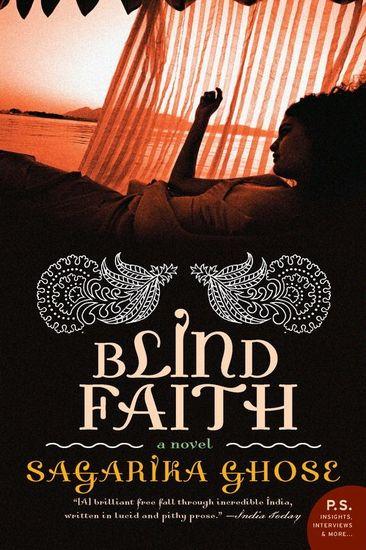 Blind Faith - A Novel - cover