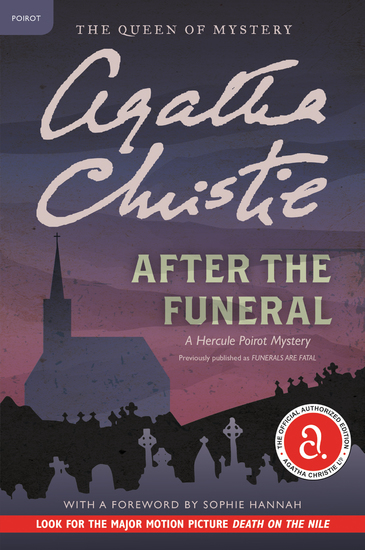 After the Funeral - Hercule Poirot Investigates - cover