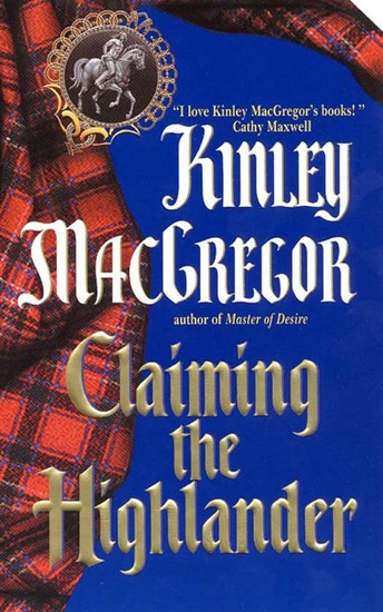Claiming the Highlander - cover