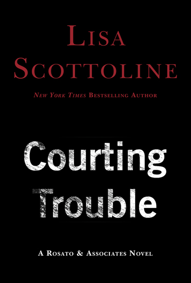 Courting Trouble - cover