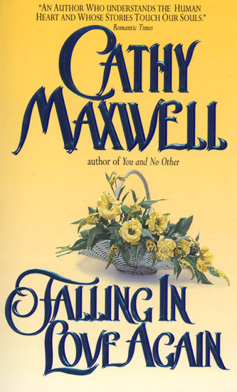 Falling in Love Again - cover