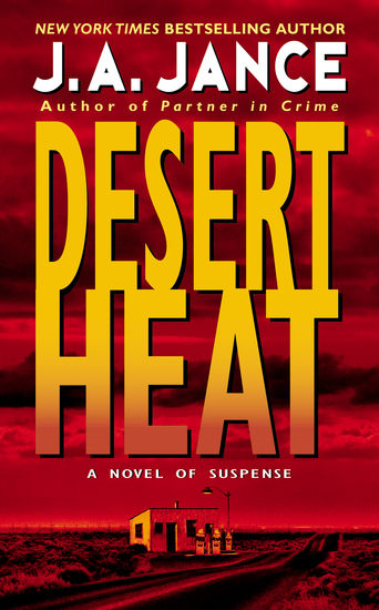 Desert Heat - cover