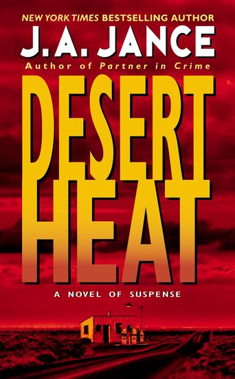 Desert Heat - cover