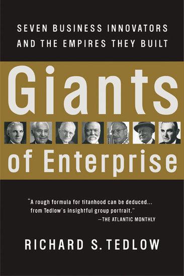 Giants of Enterprise - cover