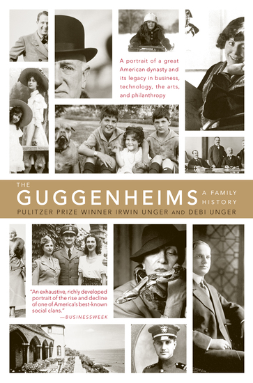 The Guggenheims - cover