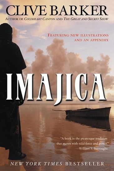 Imajica - Featuring New Illustrations and an Appendix - cover