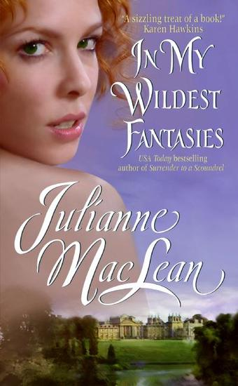 In My Wildest Fantasies - Pembroke Palace Series Book One - cover