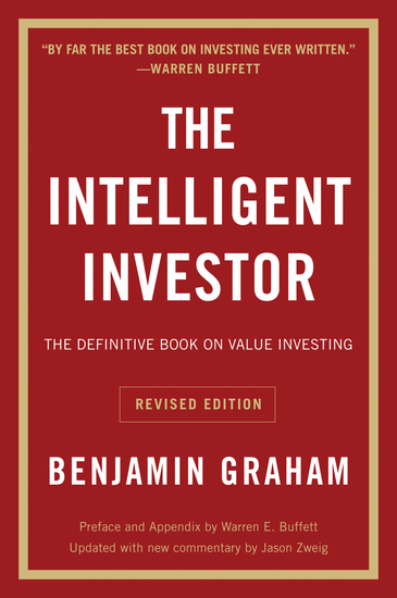 The Intelligent Investor Rev Ed - cover