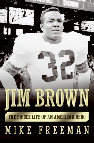 Jim Brown - A Hero's Life - cover