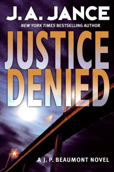 Justice Denied - cover