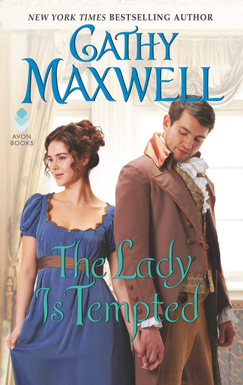 The Lady Is Tempted - cover