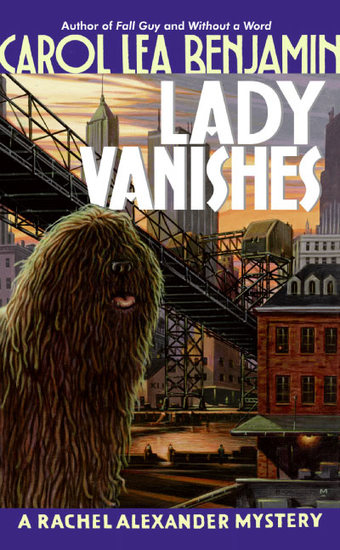 Lady Vanishes - A Rachel Alexander Mystery - cover
