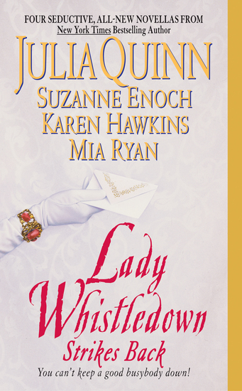 Lady Whistledown Strikes Back - cover