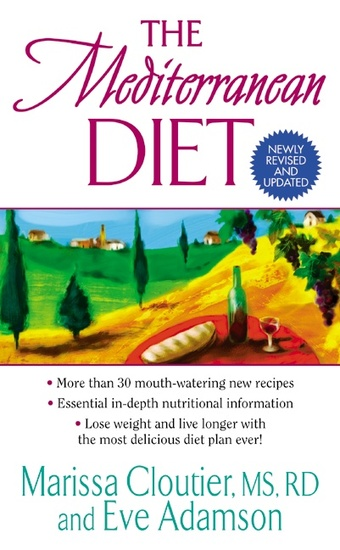 The Mediterranean Diet - (author To Come) - cover