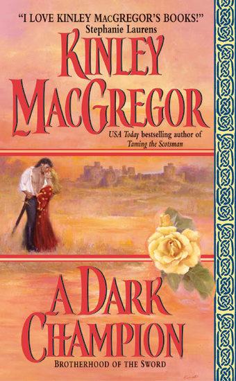A Dark Champion - cover