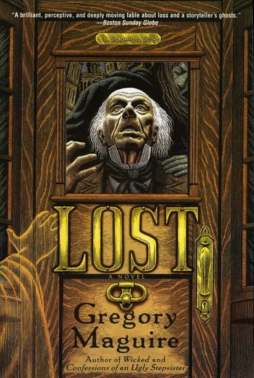 Lost - A Novel - cover
