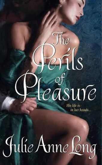 The Perils of Pleasure - Pennyroyal Green Series - cover