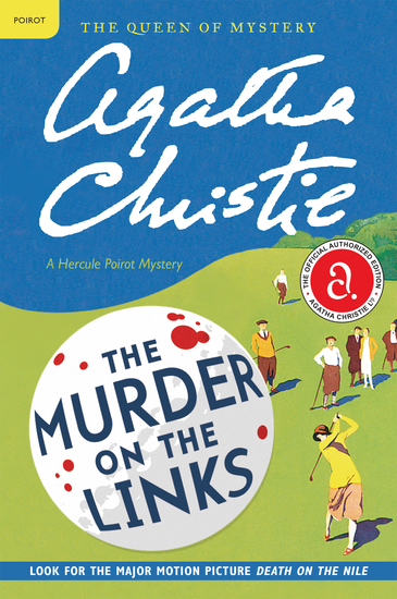 Murder on the Links - cover