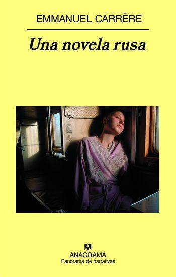 Una novela rusa - cover