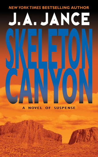 Skeleton Canyon - cover