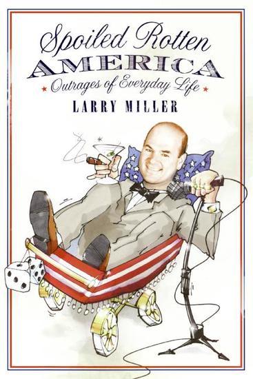 Spoiled Rotten America - cover