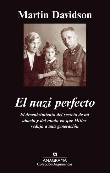 El nazi perfecto - cover