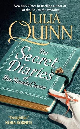 The Secret Diaries of Miss Miranda Cheever - cover
