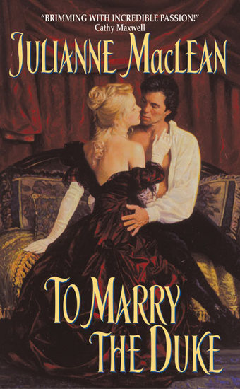 To Marry the Duke - cover