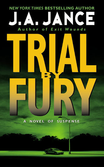 Trial By Fury - cover