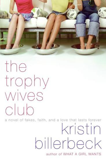 The Trophy Wives Club - cover