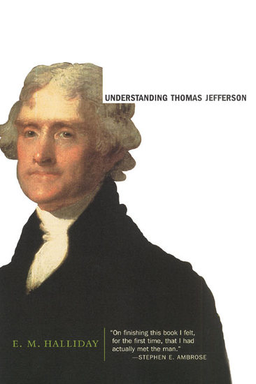 Understanding Thomas Jefferson - cover