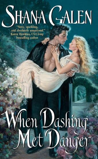 When Dashing Met Danger - cover