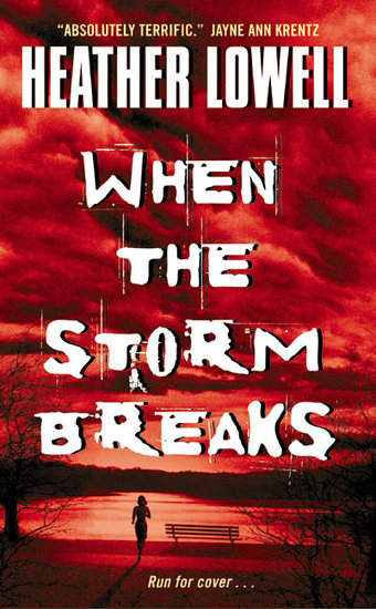When the Storm Breaks - cover