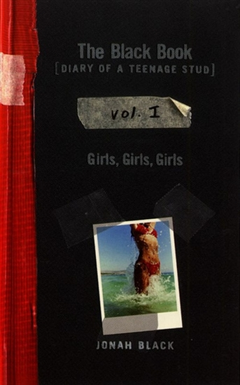 The Black Book: Girls Girls Girls - cover