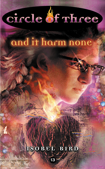 Circle of Three #13: And It Harm None - cover