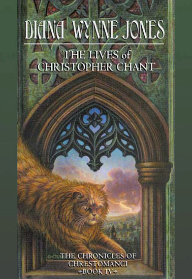 The Lives of Christopher Chant - cover