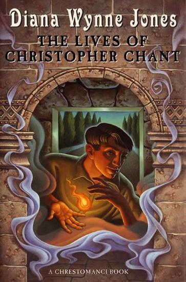 The Magicians of Caprona - cover