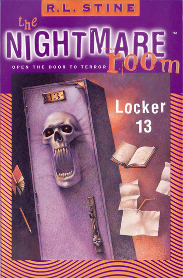 The Nightmare Room #2: Locker 13 - cover