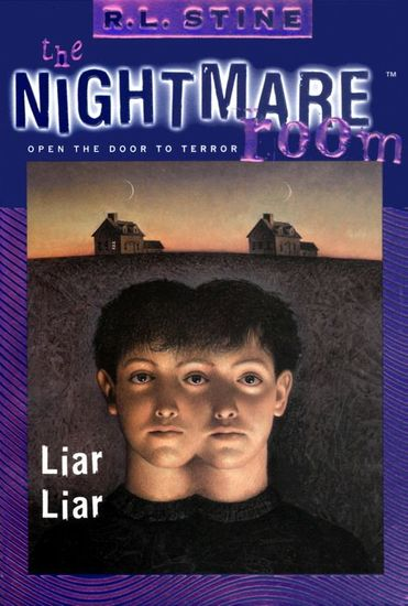 The Nightmare Room #4: Liar Liar - cover
