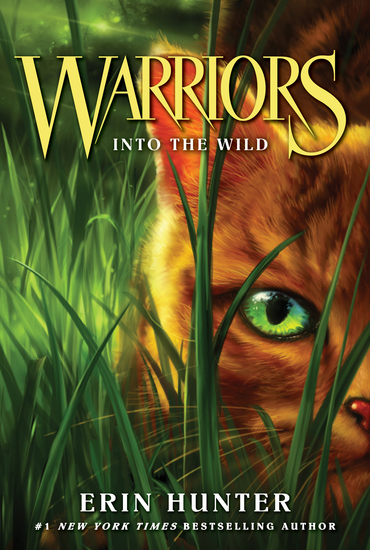 Warriors #1: Into the Wild - cover