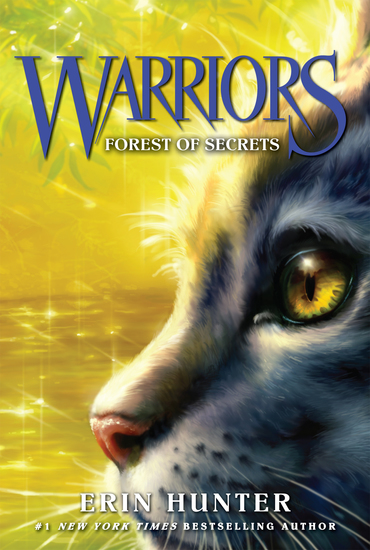 Warriors #3: Forest of Secrets - cover
