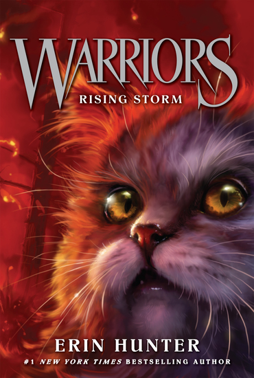 Warriors #4: Rising Storm - cover
